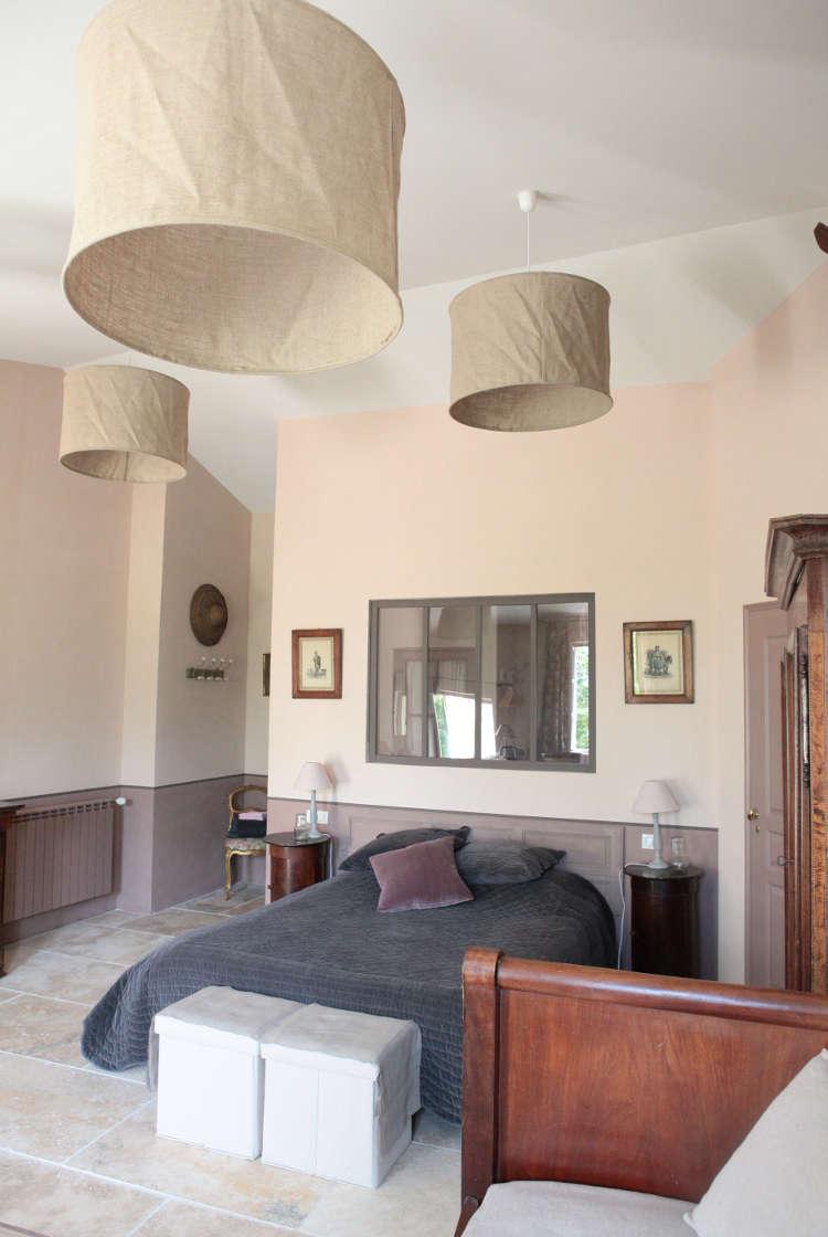 Chambres d'Hôtes à Cucuron au Jas des Amouriés - Bed and Breakfast